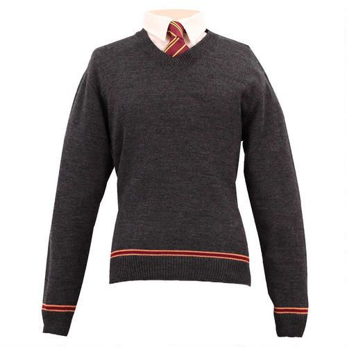 One of my favorite discoveries at HarryPotterShop.com: Authentic Replica Adult Gryffindor House Sweater