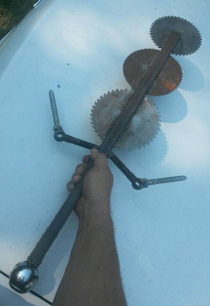 12 best grappling hook images on Pinterest | Grappling hook, Weapons ...