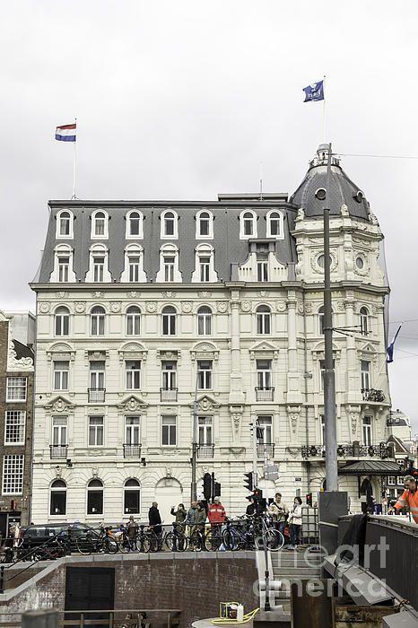 Victoria Hotel Amsterdam by Teresa Mucha