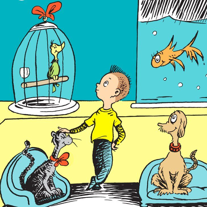 You'll Want to Add Dr. Seuss's Long Lost What Pet Should I Get? to Your Bedtime Reading Routine Tonight