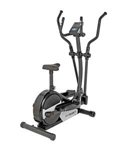 Roger Black Gold Magnetic Cross Trainer and Exercise Bike.