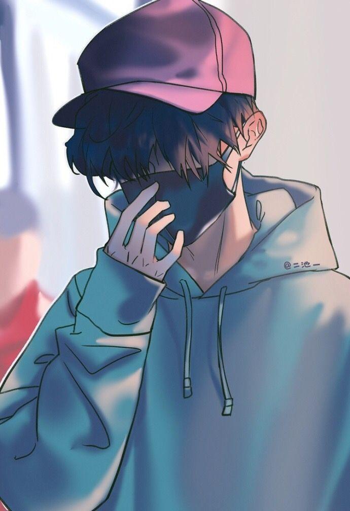 Pin By Maggie Schoepke On Iphone Wallpaper Anime Drawings Boy Cute Anime Boy Dark Anime Cute anime boy iphone wallpaper