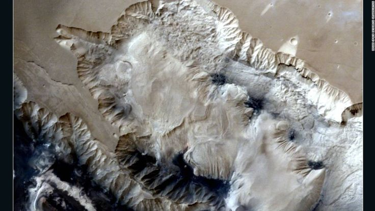 The Indian Space Research Organisation has released 3D portrayals of Ophir Chasma, which is part of the Valles Marineris canyon -- the largest in the Solar System.