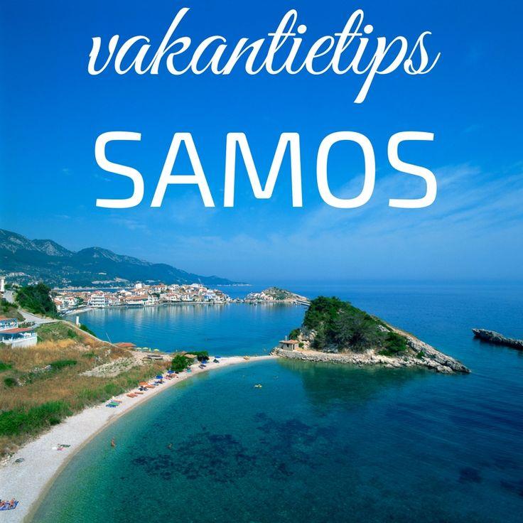 Roadtrip Samos, Griekenland? Download hier gratis de leukste vakantietips!