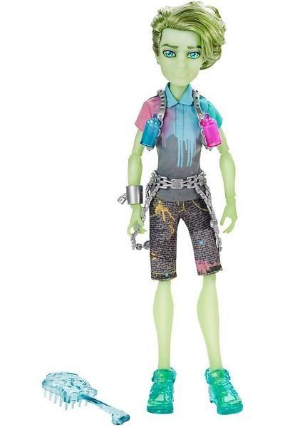 Monster High Haunted Student Spirits Porter Geiss Doll CGV19 - visar priser. Jämför Modedockor sida vid sida.
