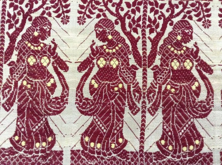 0.7 YARD LONG VINTAGE  MULTIPURPOSE CRAFT LADY DESIGN BALUCHARI WORK  FABRIC #OMSAIHOME