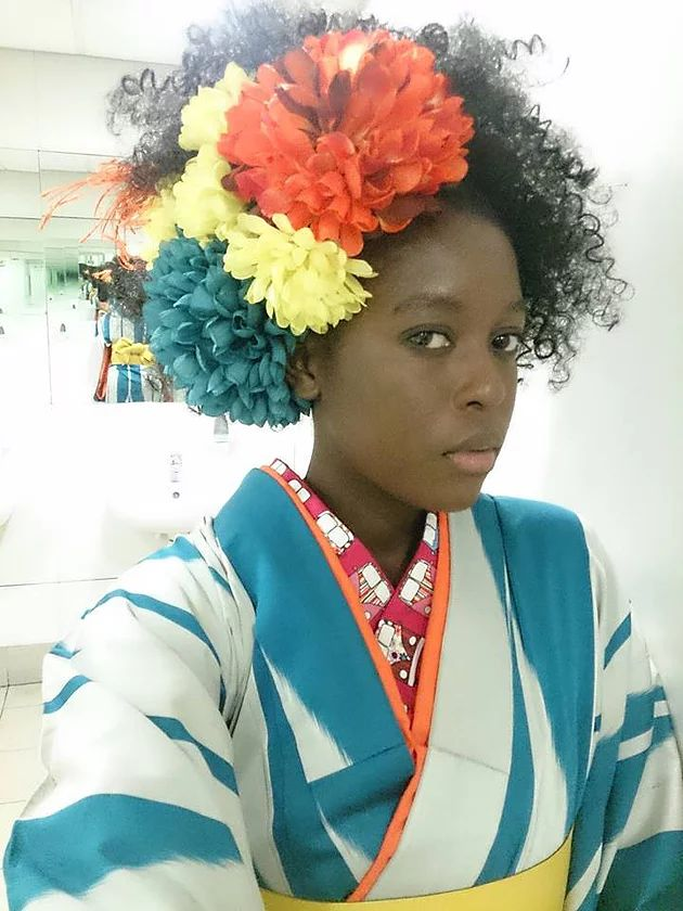 Location: UK   What first attracted you into wearing kimono? How long have you worn kimono? I have always loved traditional clothing from all cult