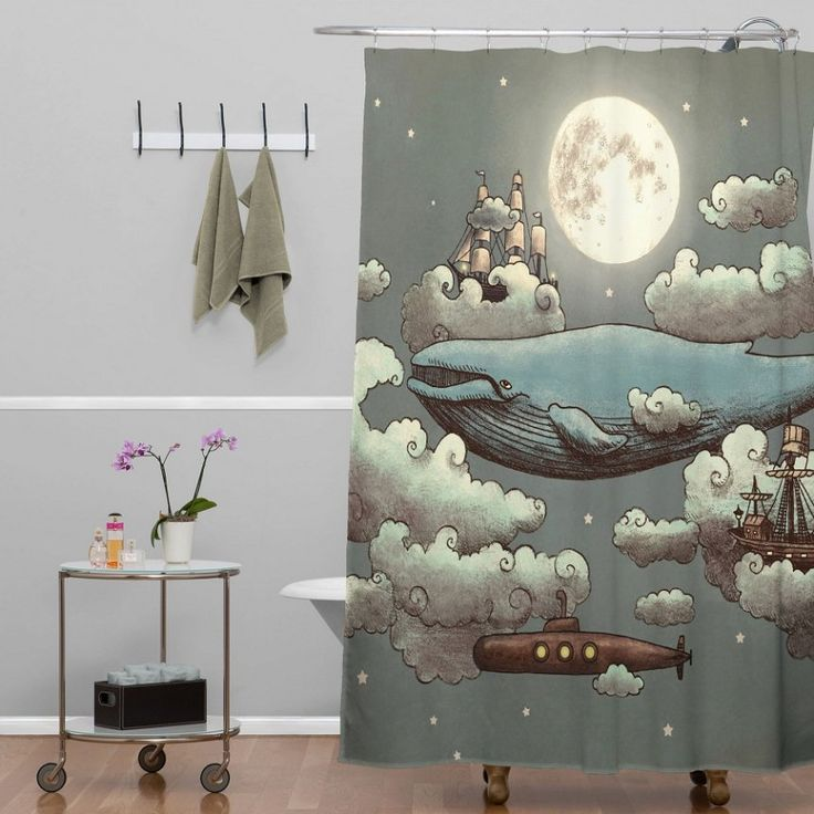 best 25 fun shower curtains ideas on pinterest porch materials screened back porches and. Black Bedroom Furniture Sets. Home Design Ideas