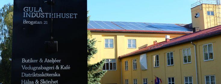 Gula Industrihuset – Stallarholmen, 54 kW