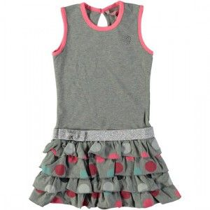 #zomerkleding #meisjesjurkje #meisjeskleding #kidsfashion #kindermode #ootd #Stippen #zomerjurkje