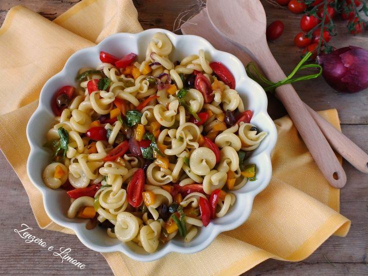 Pasta+piccante+a+colori