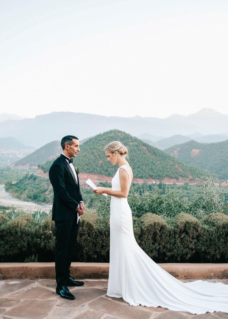 Kasbah Bab Ourika wedding Morocco