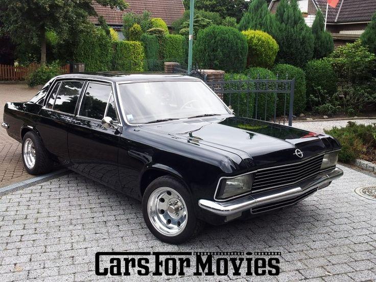 Opel Diplomat B, Deutschland 1976 - CarsForMovies - Filmfahrzeuge, Moviecars und Film Autos mieten bundesweit.