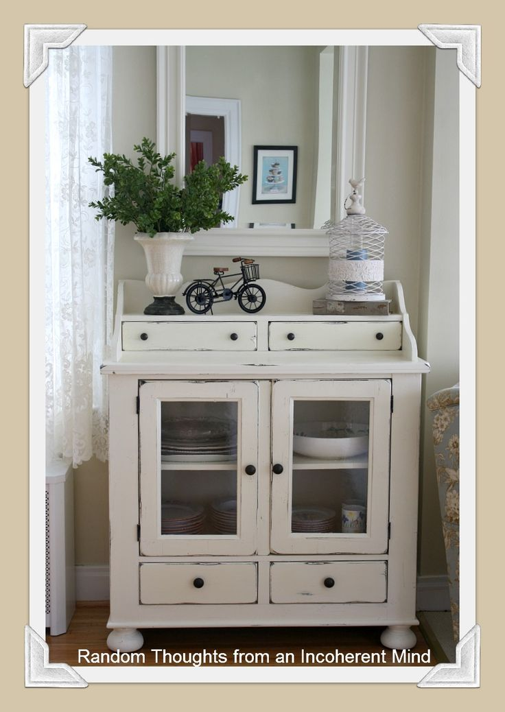 White Distressed Furniture best 10+ white distressed furniture ideas on pinterest | chalk