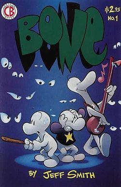 Bone #1 by Jeff Smith
