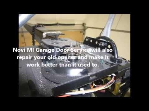 Novi MI Garage Door Service   Garage Door Opener 24/7