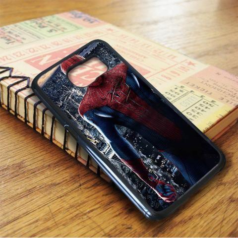 Amazing Spiderman 2 Poster Samsung Galaxy S6 Case