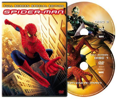 Spider-Man (2002) ®... #{T.R.L.} | My Spiderman DVD ...