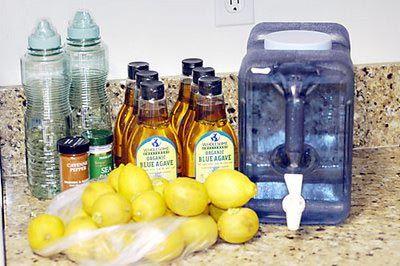 Lemonade master cleanse diet