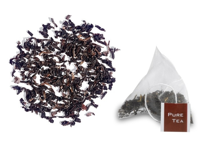 These teabags are great! Earl Grey Black Lion - pyramid teabags