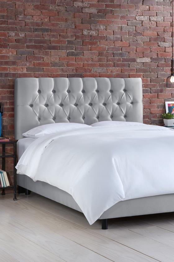 Custom Kensington Upholstered Bed Beds Bedroom