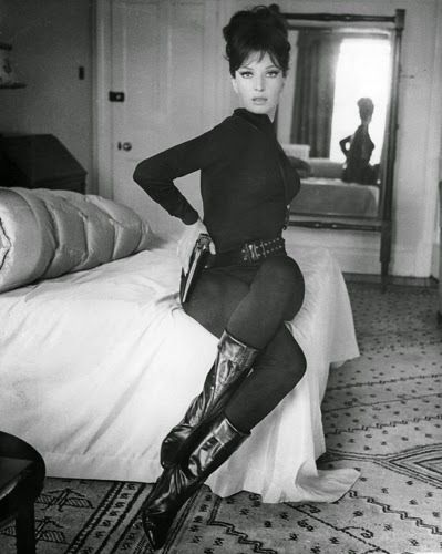 "Vintage Glamour Girls: Monica Vitti in "" Modesty Blaise """