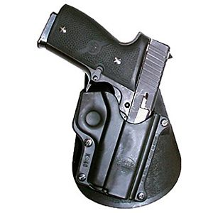Fobus USA MAK1 Paddle Holster - Kahr K40-Metal