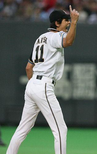 Yu Darvish Hokkaido Nippon-Ham Fighters (2005–2011) (NPB)