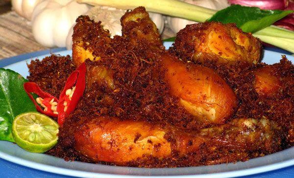 Resep Ayam Goreng Lengkuas | Resepkoki.co