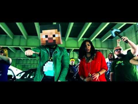 I Came to Dig (MINECRAFT RAP) Official Music Video - TryHardNinja Ft  CaptainSparklez -