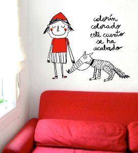 Vinilos decorativos infantiles de Chispum.