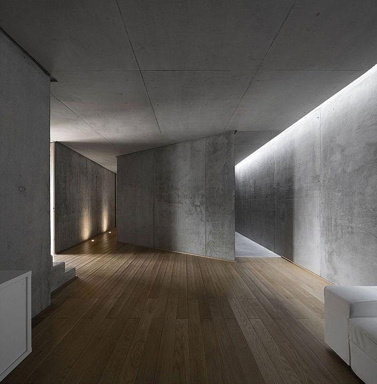 отделка бетонных поверхностей