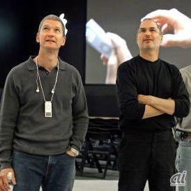 スティーブ・ジョブズと並び「もう一人の天才」ともいわれたティム・クック氏