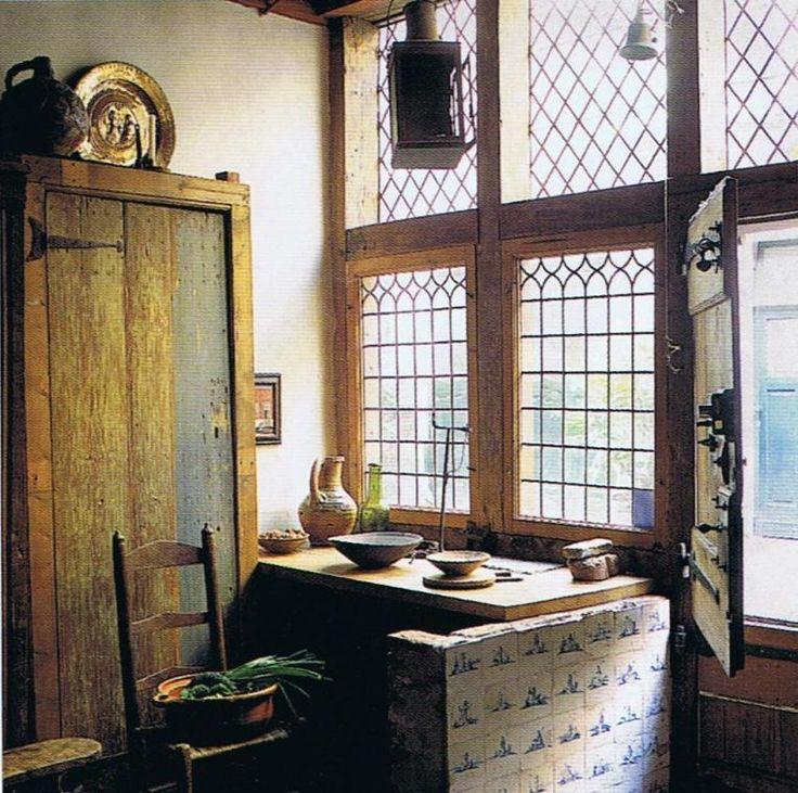 Pilgrim's lodging in Netherlands World of Interiors