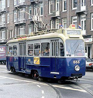nederlandse tram