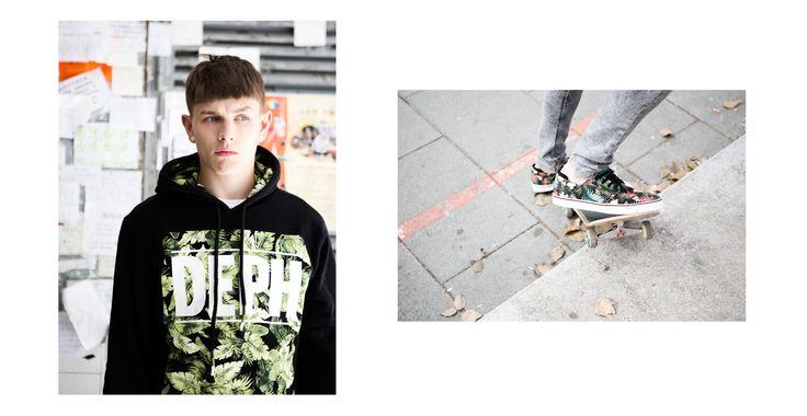 """BSK MAN"" Our Men's August Lookbook #skate #male #fashion #urban #street #bershka bers.hk/Man"