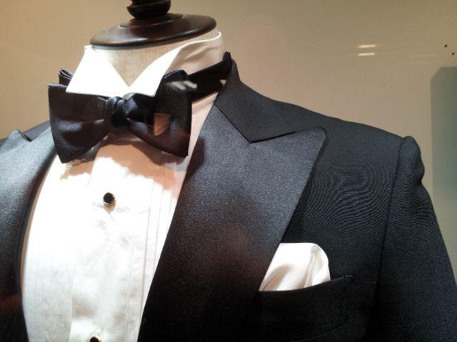 » ネクタイを外し、たまには・・・大宮店   パーソナルオーダースーツ・シャツの麻布テーラー   azabu tailor