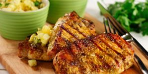 This tangy, sunny dish is perfect for a summer dinner!