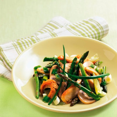 Spicy Asian Stir-Fried Swiss Chard Recipe — Dishmaps