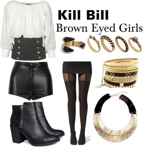 "Brown Eyed Girls ""Kill Bill"""