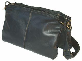 Design fairtrade tas 'DOUBLE BAG'