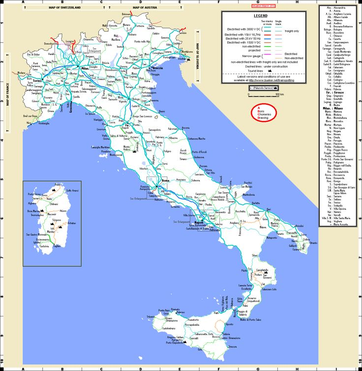 Best Italy Rail Map Ideas On Pinterest Italia Map Tuscany - Sweden rail network map