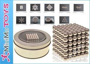 NEOCUBE Magnastix. MAGNETICKÉ KULIČKY 216 x 5mm (6275776617) - Aukro - největší obchodní portál