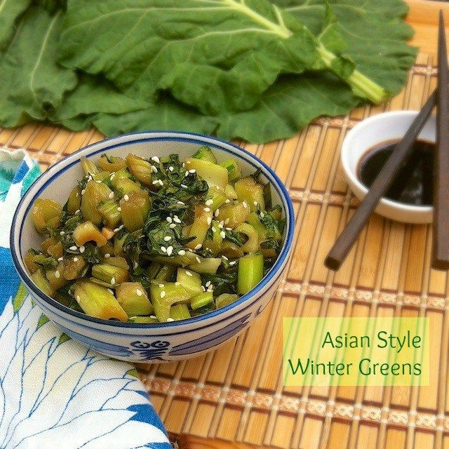 How to enjoy the hearty greens like collards, Swiss chard and kale ...