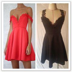 Online Shop 2016 New Fashion Elegant Lady Lace Crochet Ball Gown Dress Sexy Sleeveless Strapless Party Dress Women Vestidos Plus Size KP#403 | Aliexpress Mobile