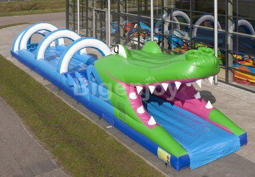 Ventriglisse Inflatable Crocodile Slip