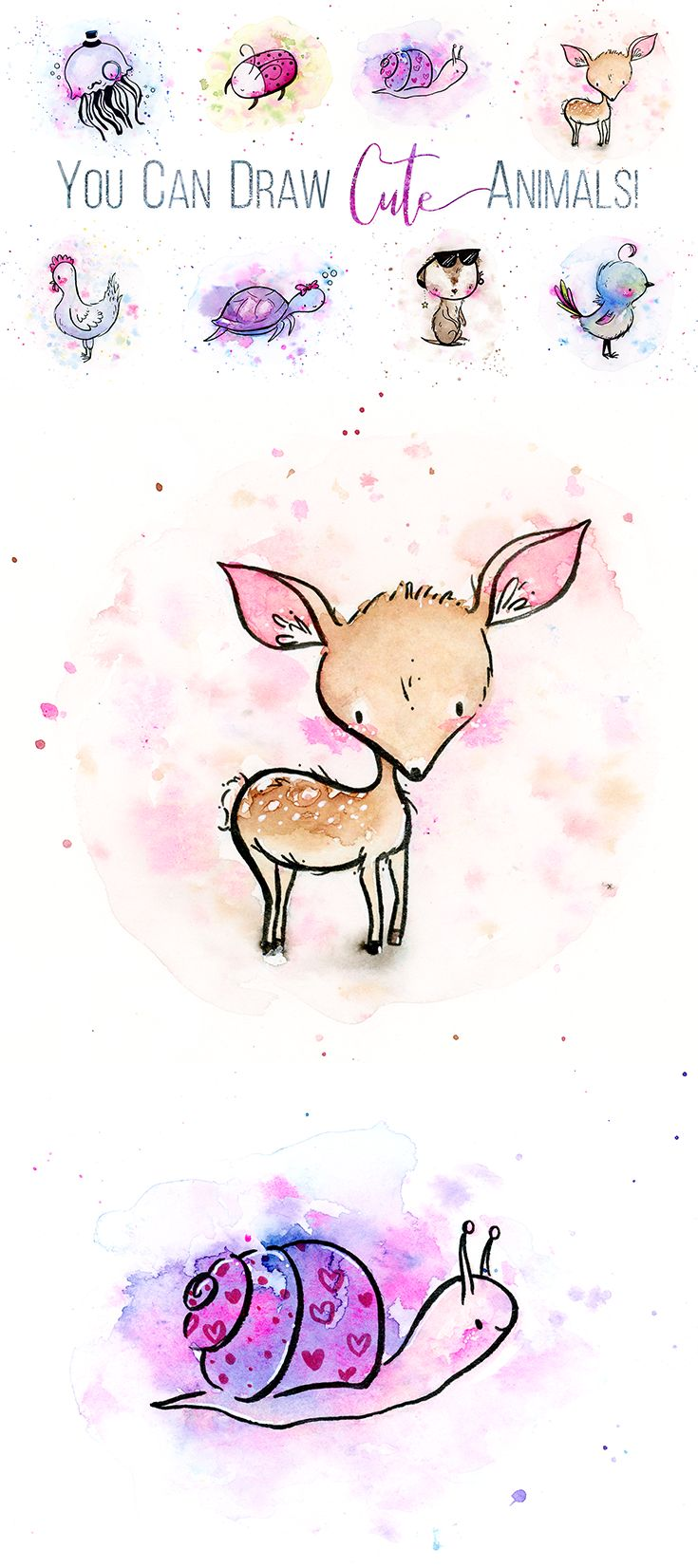 1000+ ideas about Cute Animals To Draw on Pinterest ...