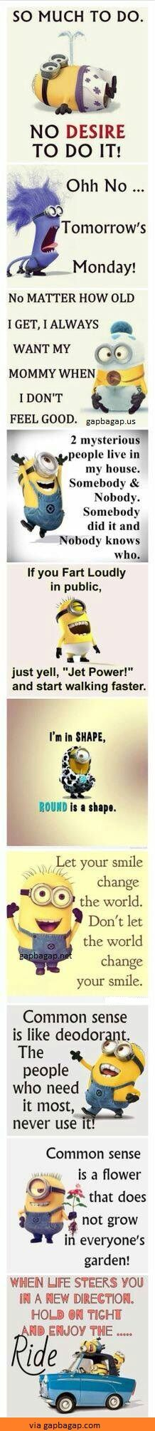 Top 10 Funny Memes By The #Minions