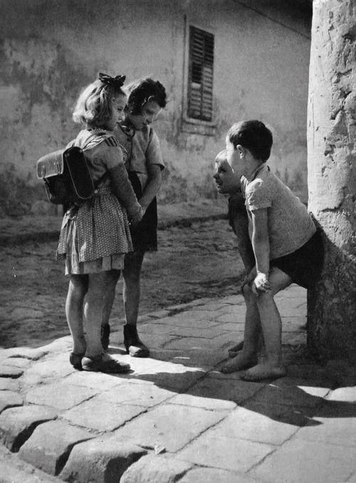 Budapest 1955  Photo: Thomas Veres