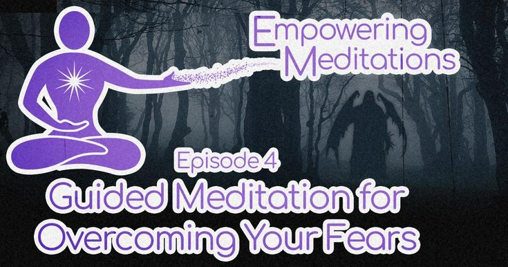 Is it time to let go of the fear that is holding you back in life? This guided meditation will take you through a powerful process to help you in Overcoming Fears and boost your courage and inner strength.